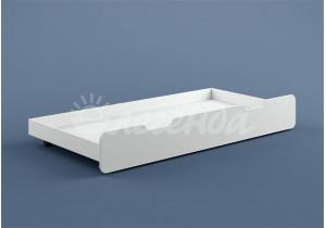 Ящик-кровать выкатная Л-03 (Легенда 14) белый
